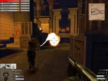 Wolfenstein: Enemy Territory, Imagen 1