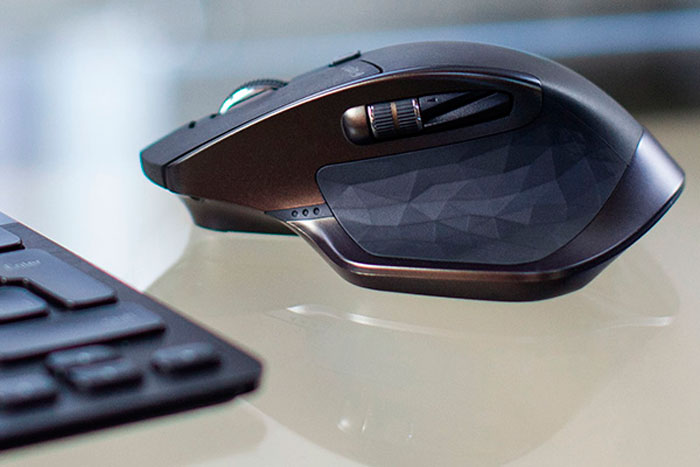 Logitech MX Master, un ratón inalámbrico capaz de manejar tres ordenadores a la vez, Imagen 1