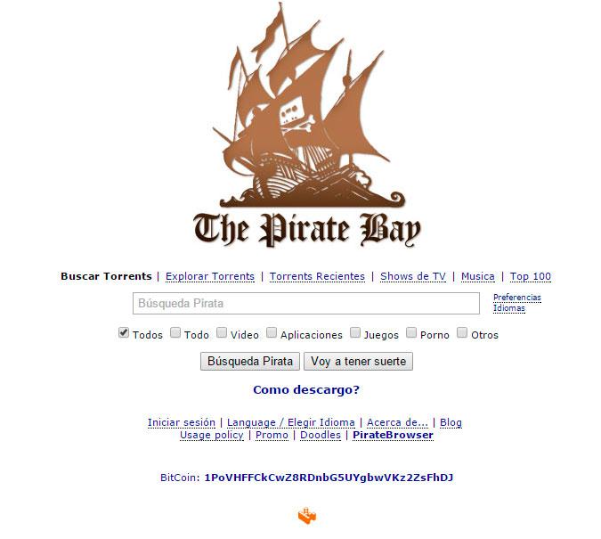Ordenan a las operadoras bloquear el acceso a The Pirate Bay en España, Imagen 1