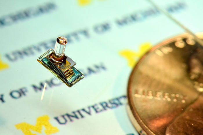 El Michigan Micro Mote es el ordenador más pequeño del mundo, Imagen 1