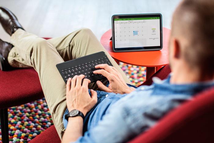 Logitech Keys-To-Go, un teclado ultrafino para tablets y smartphones, Imagen 1