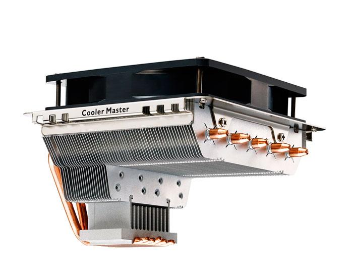Cooler Master rediseña el disipador GeminII S524 para añadir heatpipes de cobre de contacto directo, Imagen 1