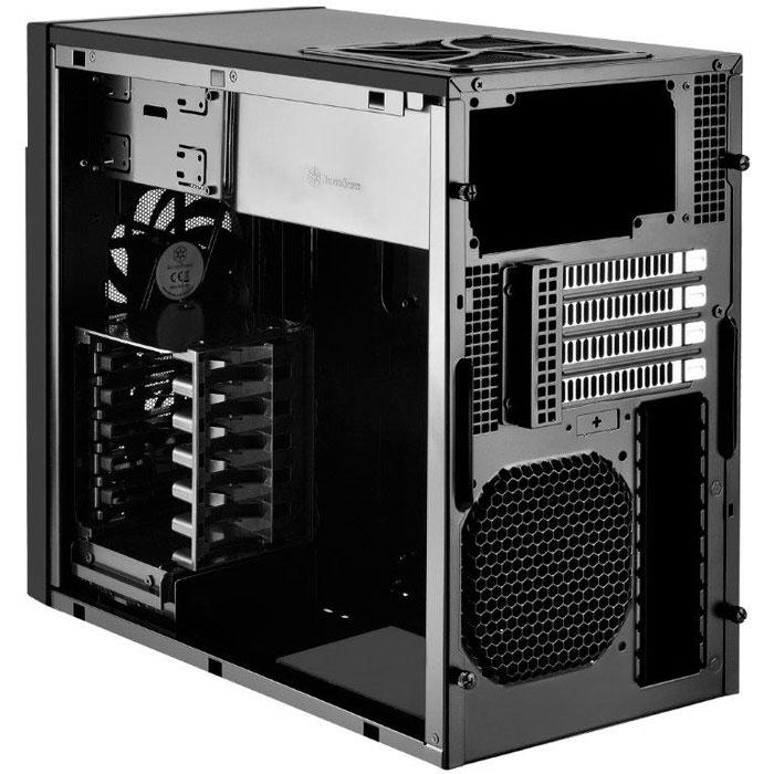SilverStone estrena la gama Kublai de torres Micro-ATX con el modelo KL06, Imagen 2