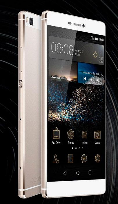 Huawei quiere hacerse un hueco en la gama alta con los smartphones P8 y P8max, Imagen 1