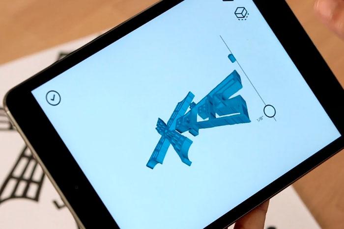 Convierte tus dibujos en realidad con una impresora 3D y la nueva aplicación de MarkerBot , Imagen 2