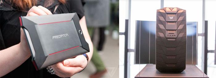 ACER tiene preparados nuevos dispositivos de su línea gaming Predator, Imagen 1