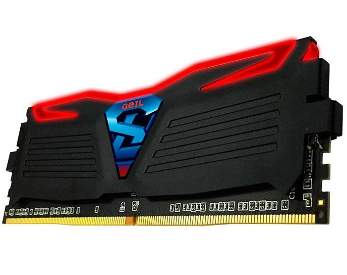 GeIL Super Luce, nuevas memorias DDR4 con iluminación y monitorización de temperaturas , Imagen 2
