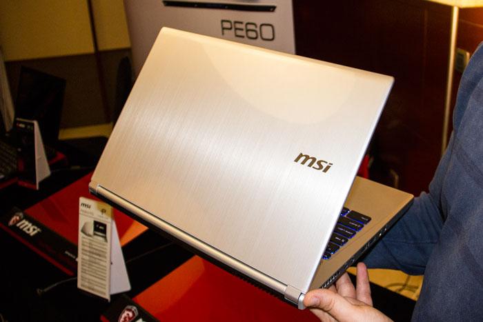 MSI lanza la gama de portátiles de alto rendimiento Prestige, Imagen 2