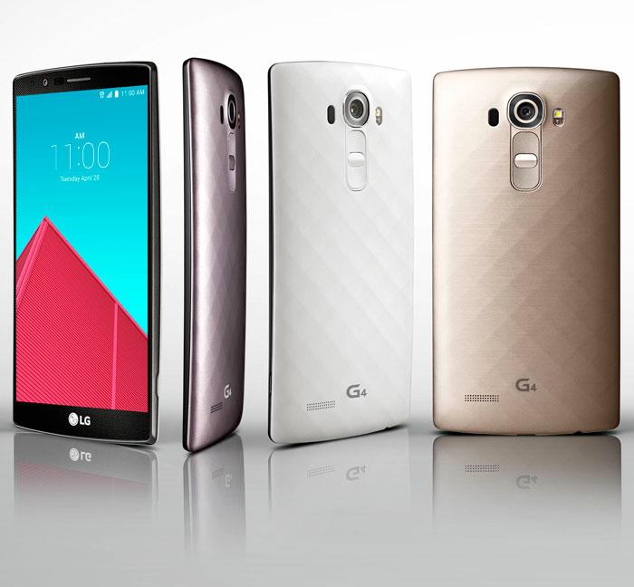 LG vuelve a la carga con el nuevo LG G4, Imagen 1