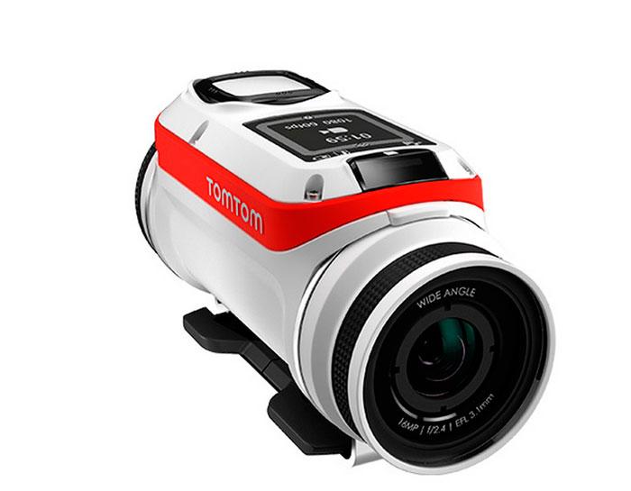 TomTom Bandit, una cámara deportiva con autoedición de vídeos, Imagen 1