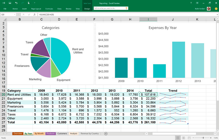 Microsoft hace pública la preview de Office 2016, Imagen 1