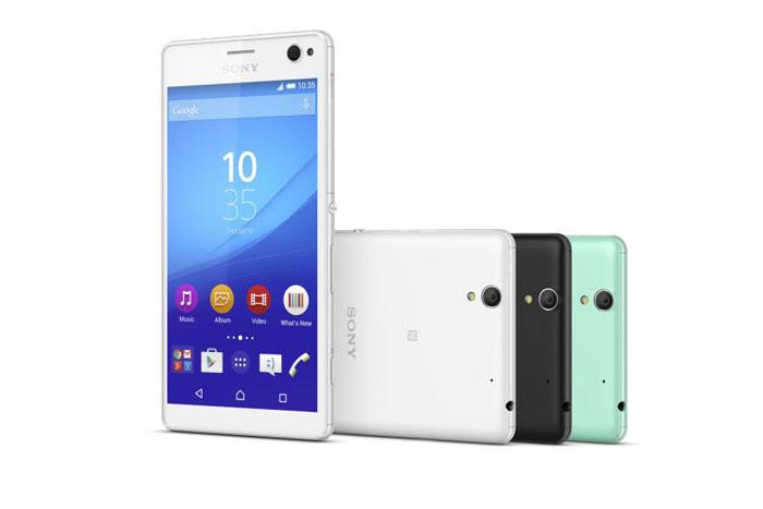 Sony lanza el Xperia C4 con flash frontal para los amantes de los selfies, Imagen 2