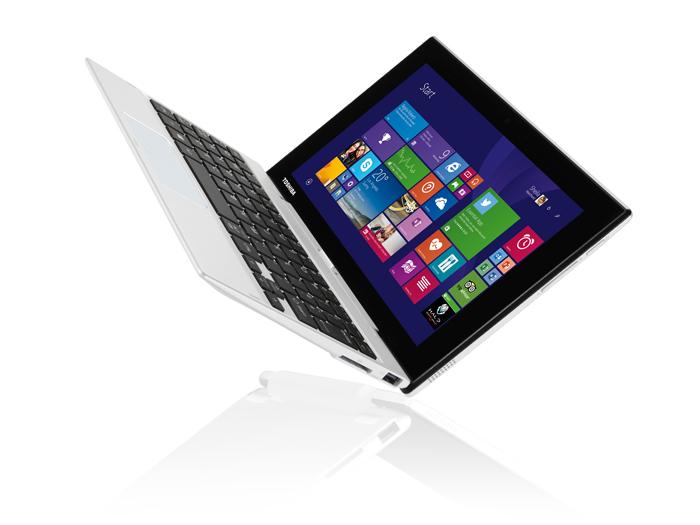 Toshiba lanza en España su nuevo tablet híbrido Click Mini , Imagen 1