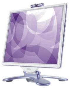 Dos nuevos LCDs de 15 y 17 pulgadas de BenQ, Imagen 1