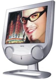 Dos nuevos LCDs de 15 y 17 pulgadas de BenQ, Imagen 2