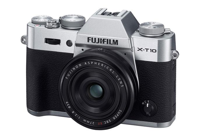 Fujifilm anuncia su cámara compacta X-T10 con sensor APS-C de 16 megapíxeles, Imagen 1