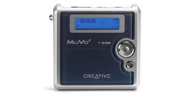 Nuevo reproductor de creative muvo² con 4gb de memoria, Imagen 1
