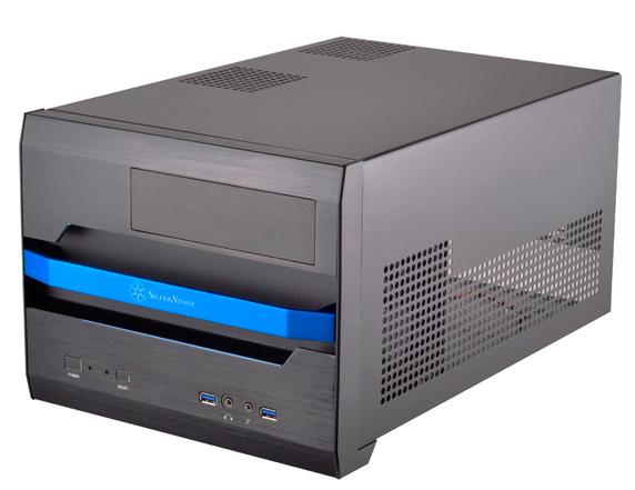 SilverStone amplía su gama de torres Sugo con la nueva SG12B mATX, Imagen 1