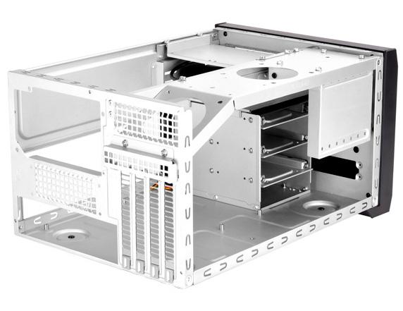 SilverStone amplía su gama de torres Sugo con la nueva SG12B mATX, Imagen 2