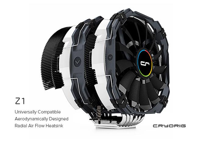 Cryorig prepara 3 nuevos disipadores para el Computex, Imagen 1