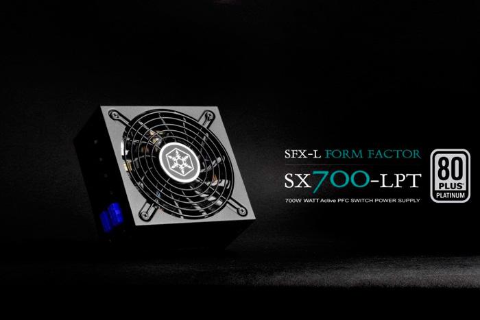 SilverStone alcanza los 700 W en su nueva fuente SFX-L, Imagen 1