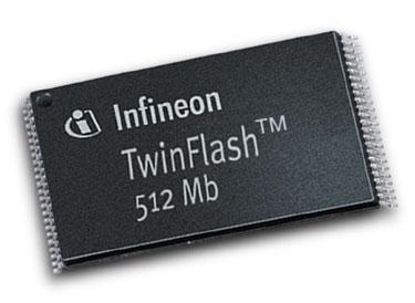 Nueva memoria Flash TwinFlash de Ifineon, Imagen 1