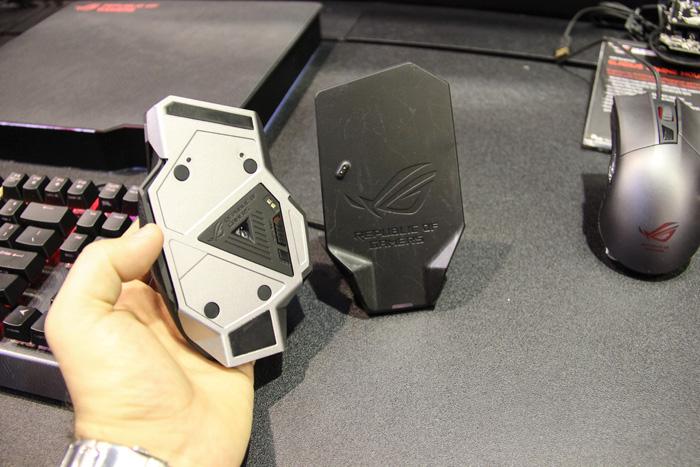 ASUS nos muestra su nuevo ratón gaming ROG Spatha, Imagen 2