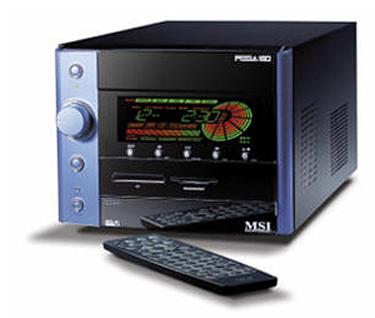 Msi presentara sus nuevos productos en el CES 2004, Imagen 2