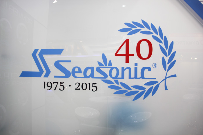 Seasonic celebra su 40 aniversario en el Computex, Imagen 1