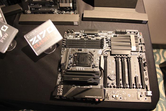 EVGA nos enseña sus placas con chipset Intel Z170, Imagen 2