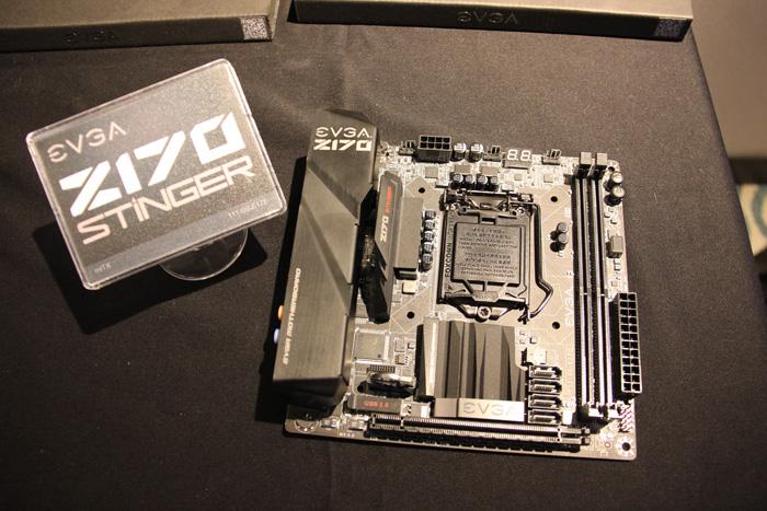 EVGA nos enseña sus placas con chipset Intel Z170, Imagen 3