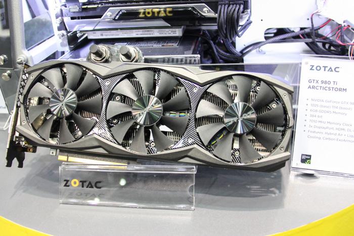ZOTAC prepara sus propias GTX 980 Ti personalizadas, Imagen 1