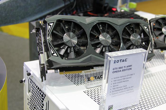 ZOTAC prepara sus propias GTX 980 Ti personalizadas, Imagen 2