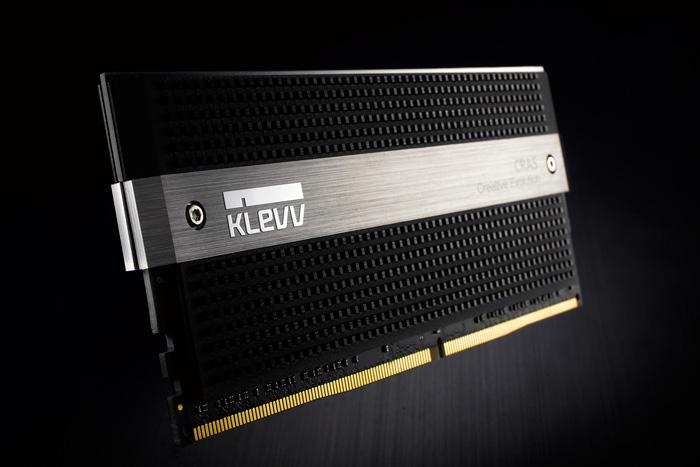 Klevv se quiere hacer un hueco en el mercado con sus memorias gaming Cras DDR4, Imagen 1