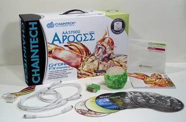 Chaintech FX5700 Ultra Apogee AA5700U, Imagen 3