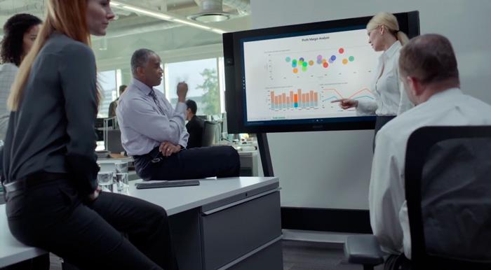 La Microsoft Surface Hub costará 7.000 Dólares, Imagen 1