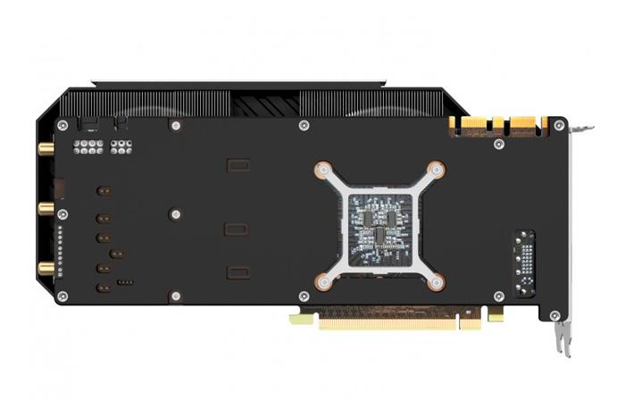 Palit ya tiene su GeForce GTX 980 Ti Super JetStream, Imagen 2