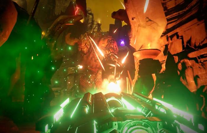 Primer gameplay del nuevo DOOM, la saga vuelve a sus orígenes, Imagen 2