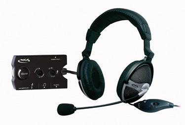 NuevoVOX320 Media Hub de NGS que ofrece altavoces, auriculares y micrófono, Imagen 1