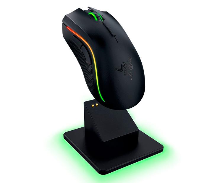 Razer renueva su exclusivo ratón Mamba con un sensor de 16.000 DPI, Imagen 1