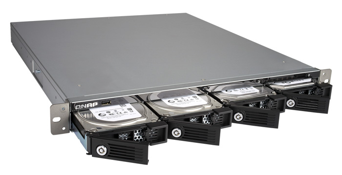 QNAP lanza el nuevo NAS en formato rack TS-431U, Imagen 2