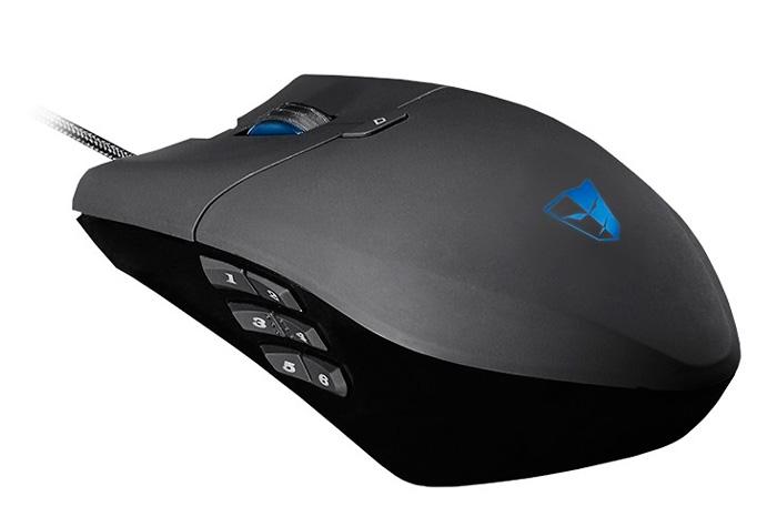 Tesoro Thyrsus, ratón para jugadores de MOBA y MMO, Imagen 1