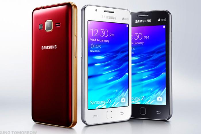 Habrá un Samsung Z1 Gold Edition para celebrar el millón de unidades vendidas, Imagen 1