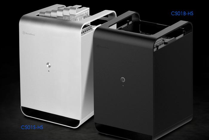 Monta tu propio NAS con las nuevas cajas SilverStone CS01, Imagen 1