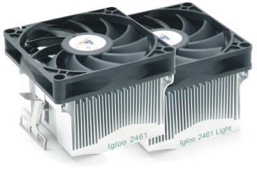 Glaciartech presenta dos nuevos modelos de refrigeración para AMD e Intel, Imagen 1