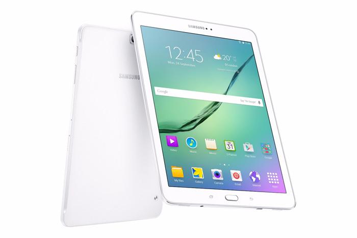 Samsung presenta las nuevas Galaxy Tab S2 con tan solo 5,6 mm de grosor, Imagen 1