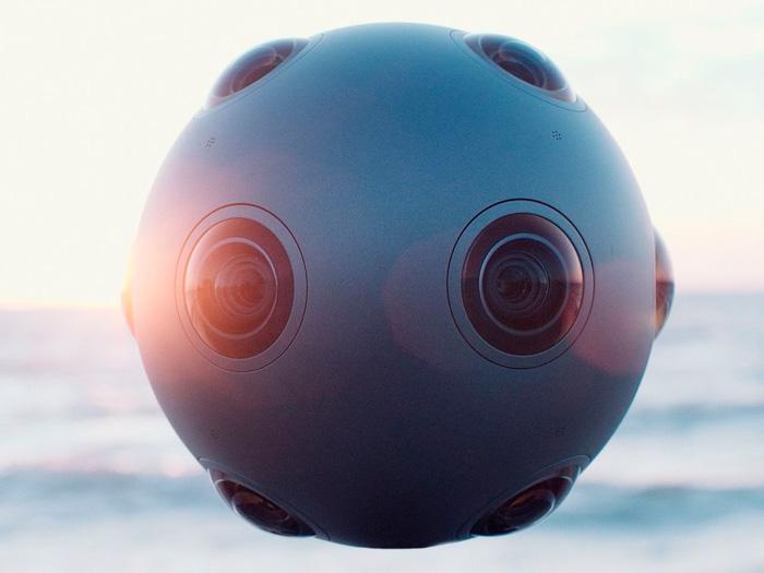 Nokia entra en el mundo de la realidad virtual con una cámara esférica, Imagen 1