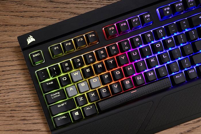 Corsair lanza dos nuevos teclados de la familia STRAFE con iluminación RGB, Imagen 2