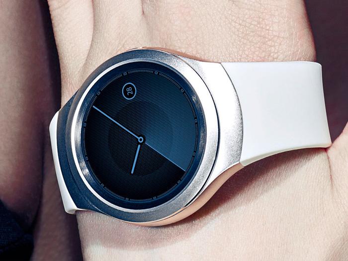 Gear S2, el primer smartwatch circular de Samsung, Imagen 1