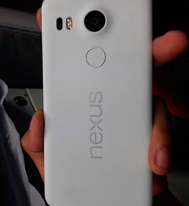 Filtrado el aspecto del nuevo Nexus 5 de LG, Imagen 2